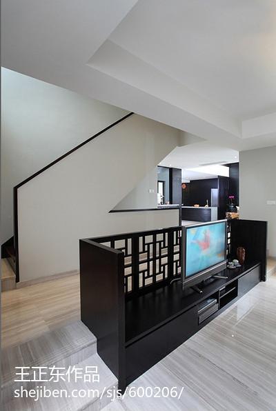2018面积141平别墅客厅新古典装修设计效果图