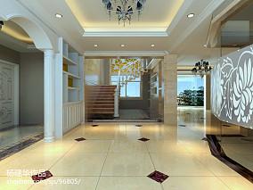 新潮中式风格复式楼