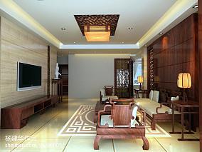 20平米客厅双人沙发