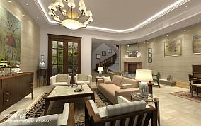 极简主义LOFT公寓装修效果图