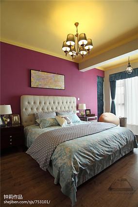 2018精选面积144平复式卧室混搭装修图片欣赏