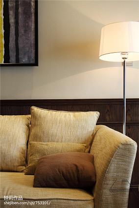 2018精选134平米混搭复式客厅装饰图片大全