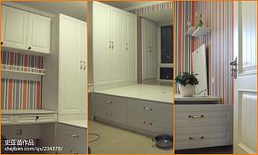 精选80平米二居卧室欧式装修欣赏图片