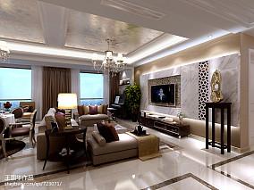 简约欧式风格家装卧室