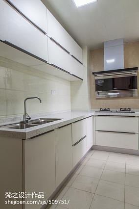 精选二居厨房现代效果图片大全