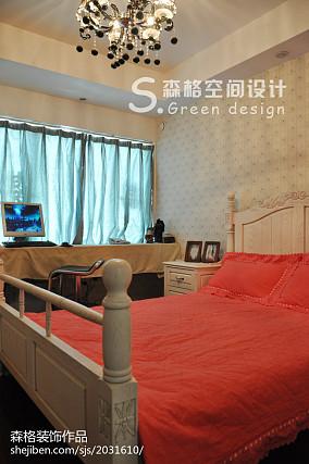 精美小户型卧室装修效果图片