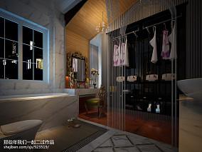 欧式300平方别墅户型图片