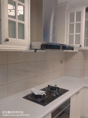 四居厨房欧式实景图片