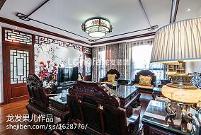 【天鹅堡】170平三居新中式风格精美上映_1522211
