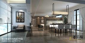 热门126平方四居客厅现代装修图片欣赏