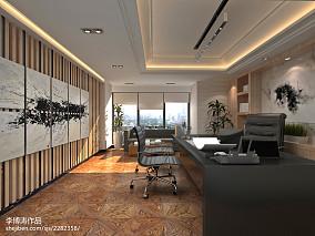 美式格调别墅效果图设计