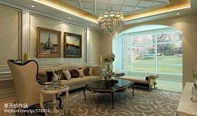 精选二居客厅欧式装饰图片