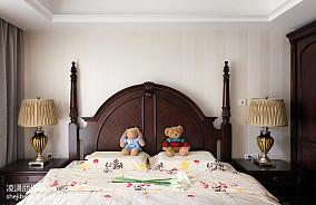 美式风格卧室装修设计图