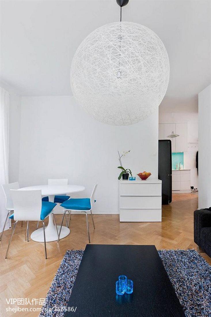 40平方小户型客厅装修效果图