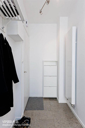 小户型玄关空间创意设计图欣赏
