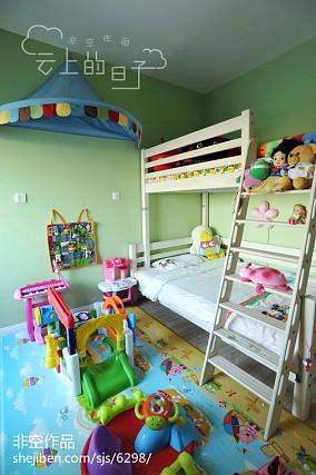 精选四居卧室地中海装修设计效果图片大全