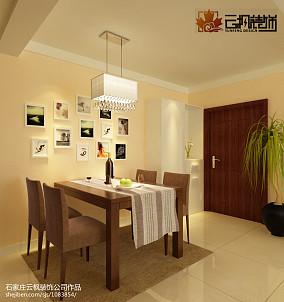 精选96平方三居卧室现代装修设计效果图片欣赏