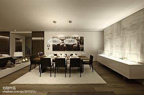 传统中式室内卧室装修