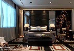 现代三房两厅装修设计图客厅欣赏