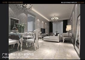 中式餐饮会所室内效果图