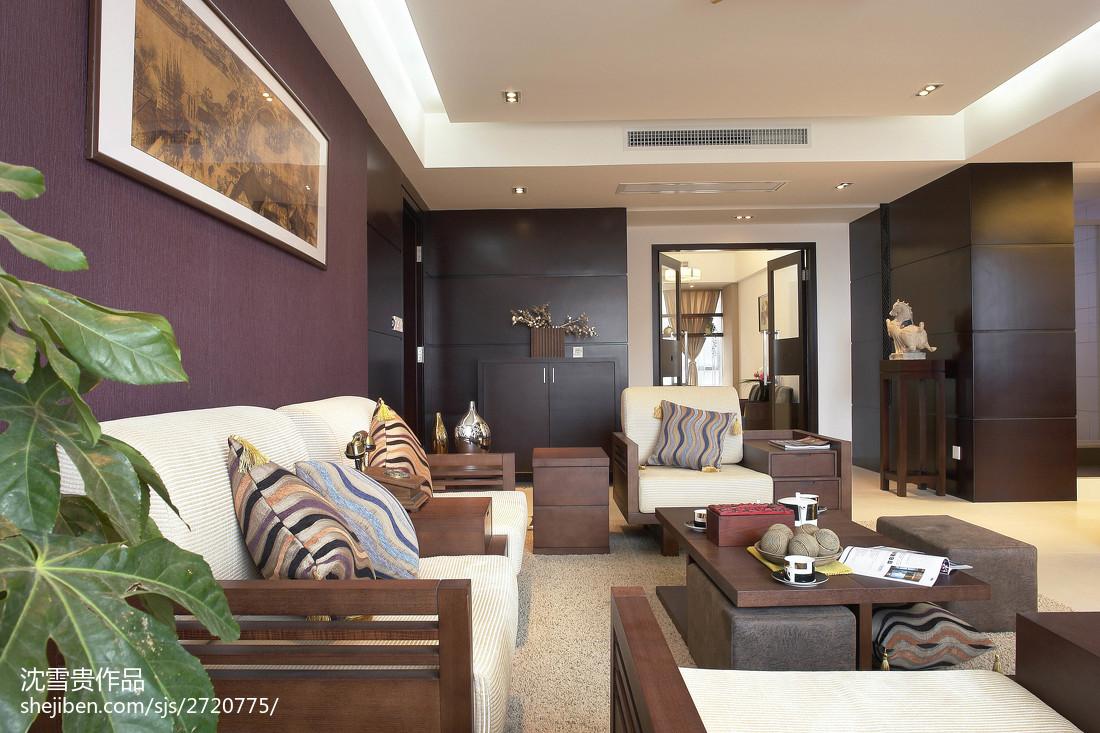 中式客厅装潢