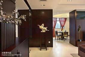 中式餐厅装饰图片