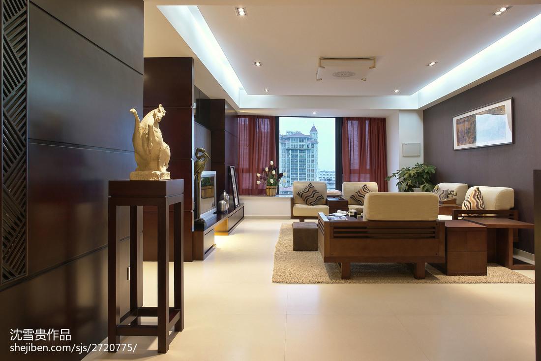 中式客厅装饰画图片