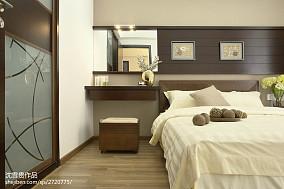 中式卧室风格