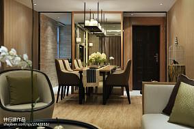精美餐厅中式欣赏图家装装修案例效果图