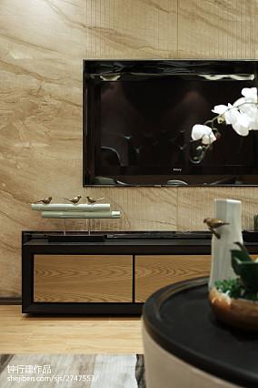 热门客厅中式装饰图片欣赏样板间中式现代家装装修案例效果图