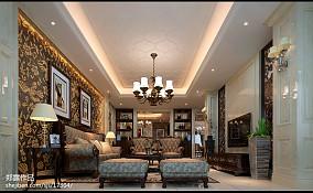 公寓美式装修设计效果图