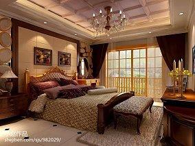 精选面积89平小户型卧室混搭实景图片欣赏