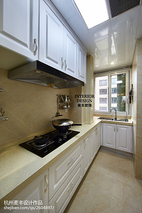 精美欧式三居厨房实景图片大全
