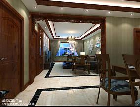 时尚50平米一室一厅装修图