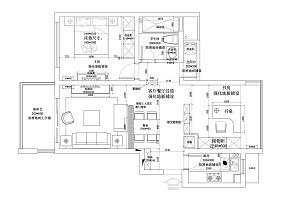欧式风格家庭室内装潢
