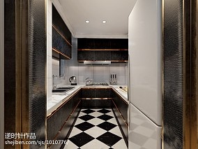 精美现代厨房装饰图片大全