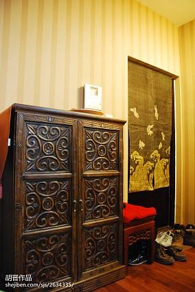 热门面积79平小户型卧室欣赏图片