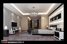 2018别墅卧室新古典装修效果图片大全