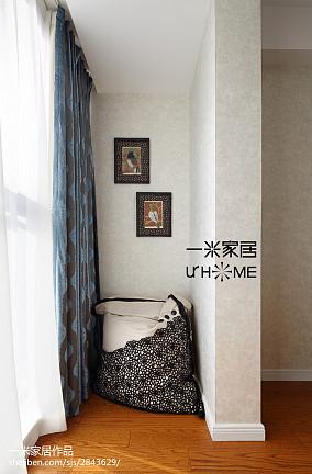 2018精选134平米四居儿童房欧式装修实景图片欣赏四居及以上欧式豪华家装装修案例效果图
