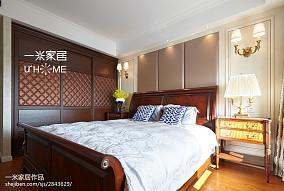 热门138平米四居卧室欧式效果图四居及以上欧式豪华家装装修案例效果图