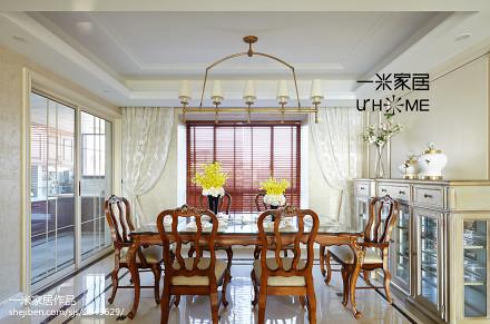 浪漫142平欧式四居装修图厨房