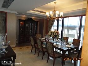 鎏金古典欧式家装客厅