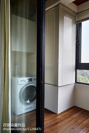 2018现代小户型阳台装修效果图片欣赏