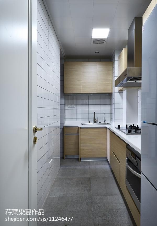小户型现代风格厨房