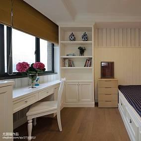 2018精选面积140平现代四居卧室装修设计效果图片