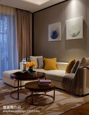 精美中式客厅装修图片