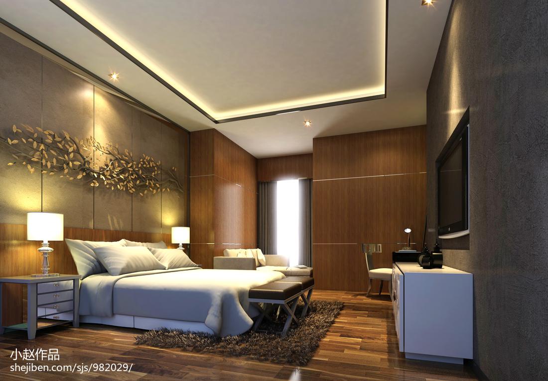 主题酒店客房效果图设计图片赏析