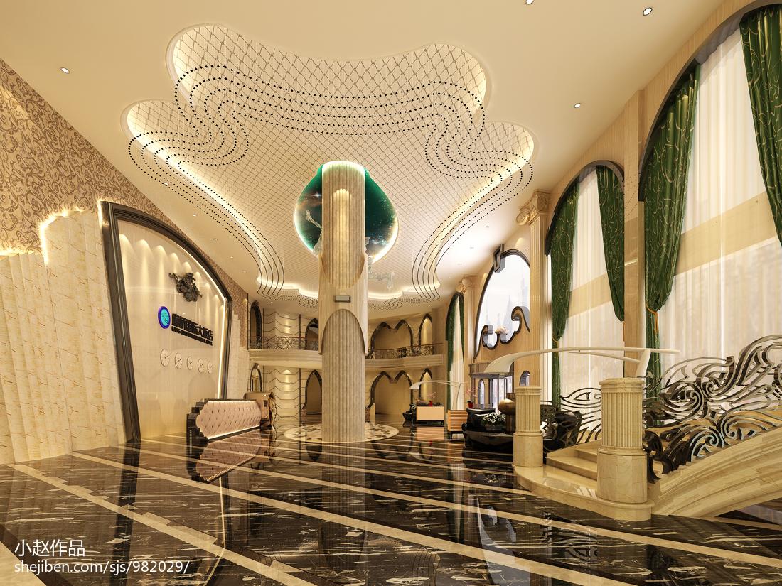 五星级酒店套房设计设计图片赏析