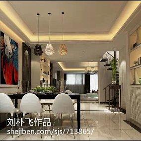 350平现代简约顶级别墅