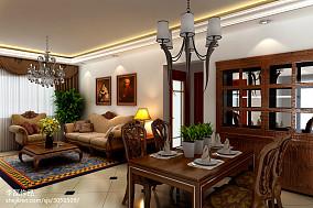 单身公寓简欧家具沙发图片